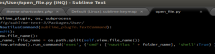 Sublime Text 3 Open in File Manager